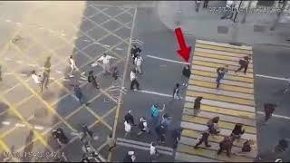 Один день Егора Жукова . Видеофиксация на митинге 27 июля