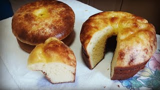 Pão Caseiro Feito sem Farinha – Com Apenas 3 Ingredientes