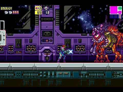 Metroid Fusion Bosses I