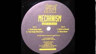 Mechanism - Destroying Angel - IST015