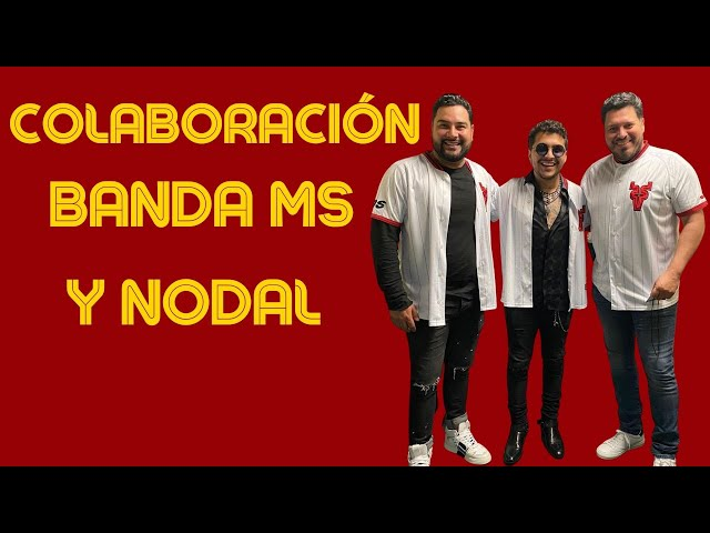 Banda MS en Premios Billboard 2021 ft Christian Nodal - El Aviso Magazine 2021
