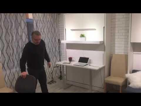 Åpner butikk med smarte møbler