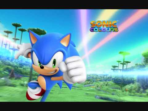 Theme of Sonic Colours  Reach for The stars Full Version