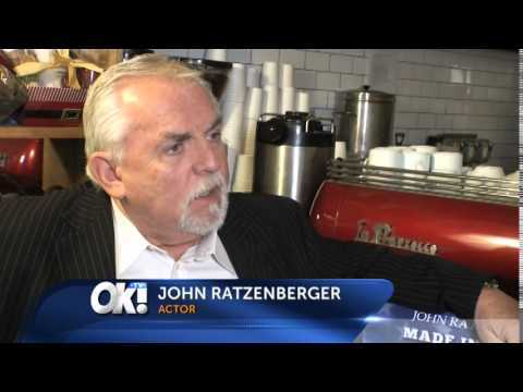 John Ratzenberger Talks Holiday Presents