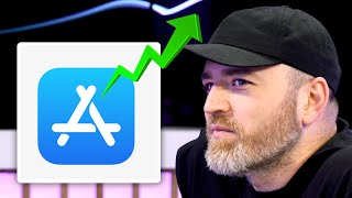 The Rise of the Apple App Store