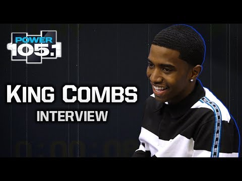 image for King Combs Talks C3, His 21st Birthday Party + The CYN Movement