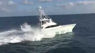 Viking Yachts 66C video.  Going Green