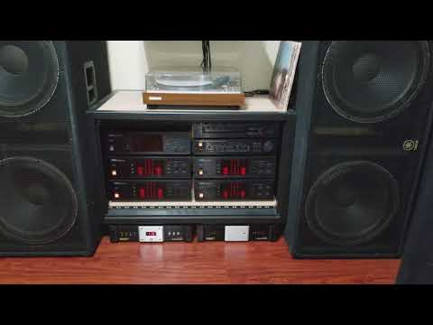 The Ultimate Vintage Yamaha M-70 System