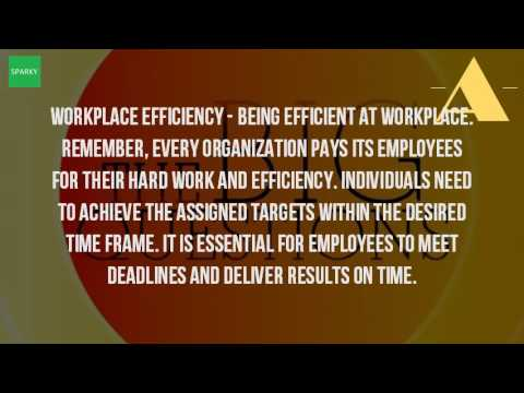What Is Efficiency >> What Is Efficiency In The Work Place Youtube