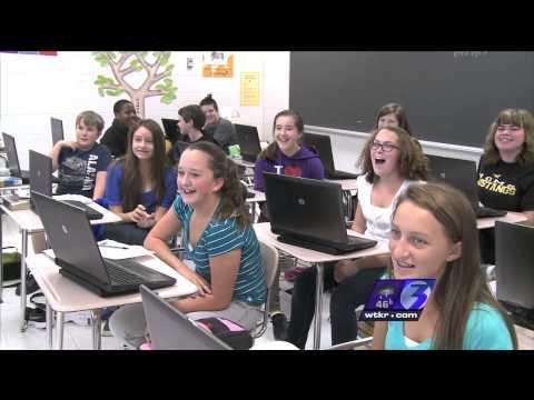 People Taking Action: Hugo A Owens Middle School PKG
