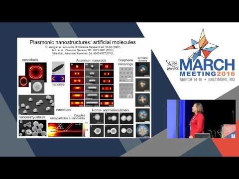 Plasmons, Hot Electrons, and Nanoscale Heat Transfer - Naomi Halas