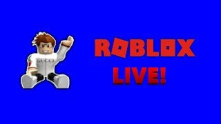 ROBLOX LIVE! GRINDING TO 1 MILLION CASH! AND PLAYING OTHER GAMES!