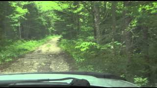Free Campsite Video Tour - Somerset Airfield - Vermont - CarCamping.org