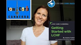 Getting Started With LCHF - Jessica Turton