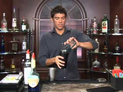 how to make blue drink