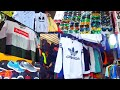 Hoodies, Shoes, T-Shirts at Fashion Street🔥 | Mumbai | Supreme, Adidas, Nike etc | Kaiz Keshwani