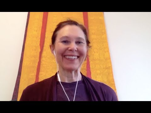 Lama Willa Miller's advice for climate change activists