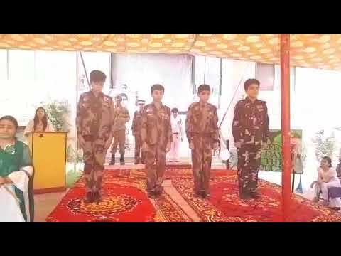 Grade 6 performance on defence day