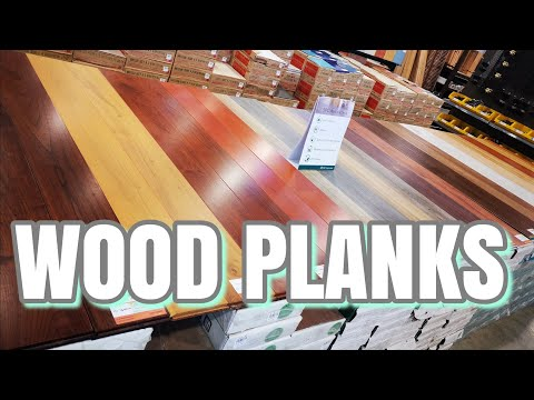 WOOD PLANKS FLOORING DESIGNS AND PRICES / TILES