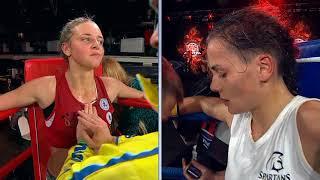 "Natalya Dyachkova vs Kristina Lindterova - W5 FIGHTER ""MILK MOSCOW"""