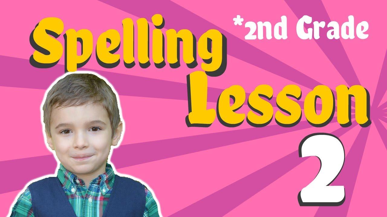 medium resolution of Second Grade Spelling Words   Easily Learn How To Spell Second Grade  Spelling Words - YouTube