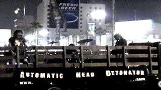 "AUTOMATIC HEAD DETONATOR: ""monsters exist"""