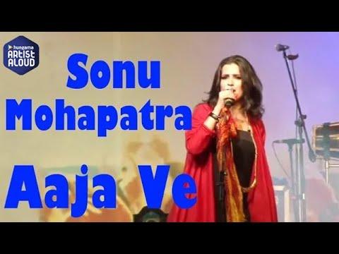 Sona Mohapatra I Aaja Ve I Plan India I Because I am a Girl Rock Concert