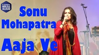 Sona Mohapatra I Aaja Ve I Plan India I Because I am a Girl Rock Concert