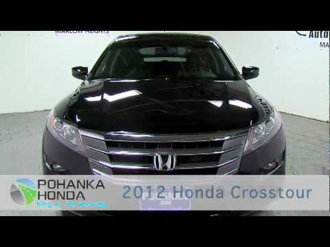 pohanka honda 2012 honda crosstour for sale near fort washington md youtube. Black Bedroom Furniture Sets. Home Design Ideas