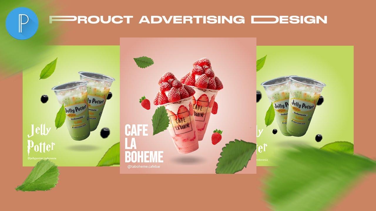 Tutorial Desain Iklan Produk di Android - Social Media Advertising   Part 1