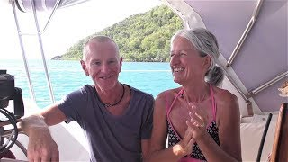 Cancer -  Meg's Journey To Wellville (Sailing SV Sarean)  Ep. 37