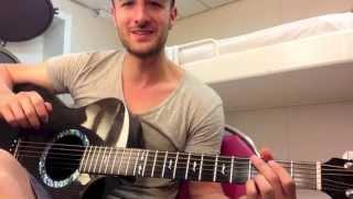 Guitar TUTORIAL Pag-Ibig - Yeng Constantino