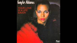 Gayle Adams - You Brought It On Yourself