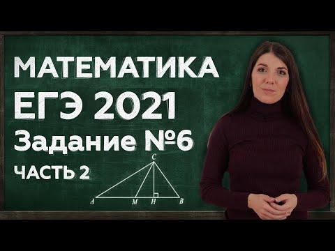 ЛАЙФХАКИ ЕГЭ 2021 | РЕШЕНИЕ ЕГЭ ПО МАТЕМАТИКЕ | ЗАДАНИЕ 6: ТРИГОНОМЕТРИЯ
