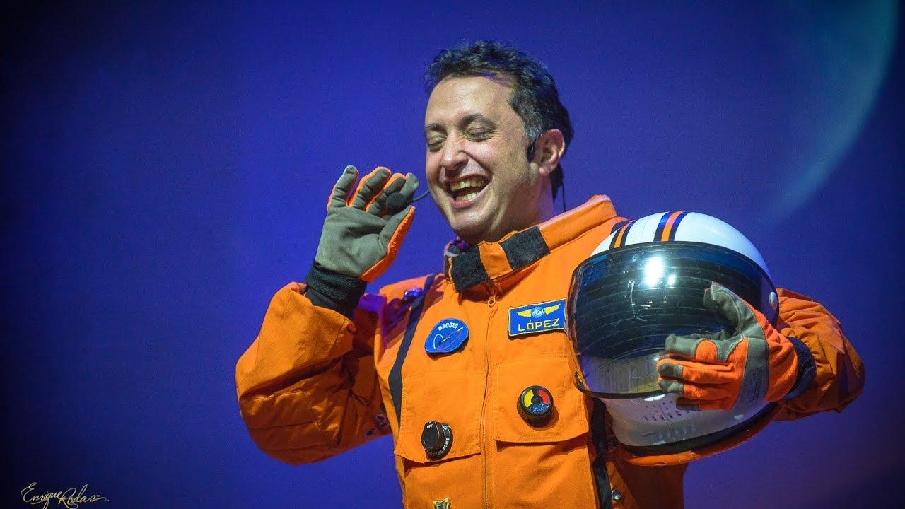 Andres Lopez Llegar a Marte YouTube