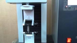 Универсальная испытательная машина BP 0,2 кН DLC(Машина для испытания пружин на сжатие и растяжение BP 0,2 кН DLC., 2014-11-05T10:11:28.000Z)