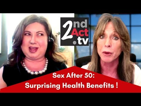 Why Sex after 50 is Good for You! The Important Health and Wellness Benefits That May Surprise You! from YouTube · Duration:  9 minutes 12 seconds