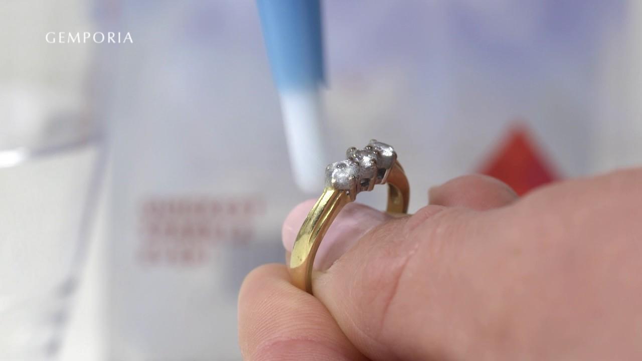 Connoisseurs Jewellery Cleaning Diamond Dazzle Stik