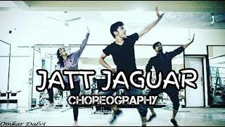 Jatt Jaguar-Mubarakan | Omkar Dalvi Dance Choreography | Anil Kapoor, Arjun Kapoor, Ileana D'cruz