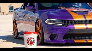 The One & Only Purple Monster Hellcat