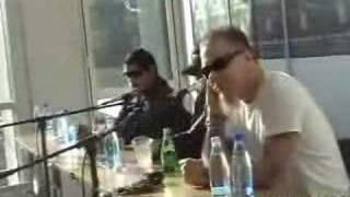 Metallica in Estonia: Press conf, fans, warm up & live Part1