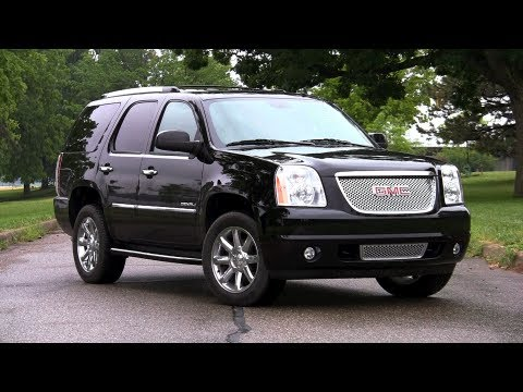 What Is Flex Fuel >> GMC Yukon Denali - YouTube