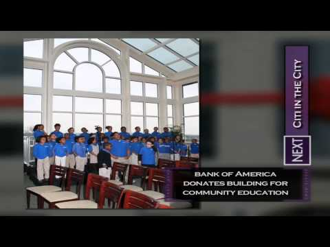 ✜ Update News Online ✜ Bank of America Donates Building to Community