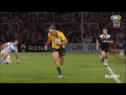 The Rugby Championship 2017: Argentina vs Australia