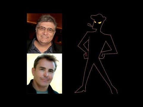 Animated Voice Comparison Father Codename Kids Next Door