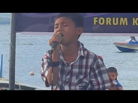 Merinding ~ ISEMA MANGAPUS ILU'KON || Penyanyi Cilik