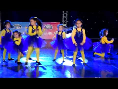Eat The Beat | Latino Show Formation - Mini Kids | Dance Masters 2016