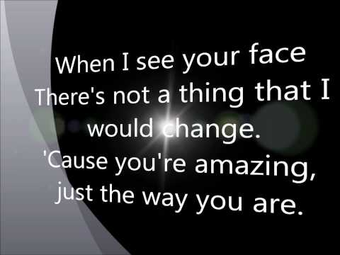 Just the Way You Are by Bruno Mars (Lyrics and Chords) - YouTube