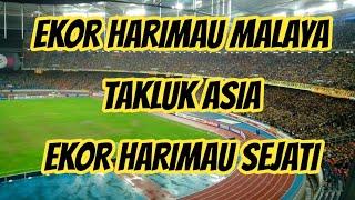 EKOR HARIMAU MALAYA | LIRIK CHANT U...