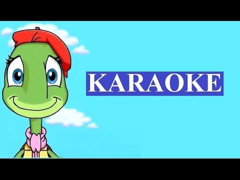 La Tortuga Manuelita karaoke